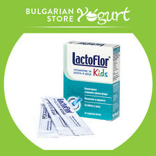 PROBIOTIC FOR BABIES AND CHILDREN LACTOFLOR KIDS 10 SACHETS