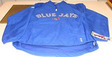 Toronto Blue Jays 2014 S Convertible Gamer Jacket Baseball SS & LS MLB 1/4 Zip