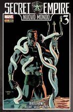 Secret Empire Nuovo Mondo N° 3 - Marvel Crossover 98 - Panini - ITA NUOVO #NSF3