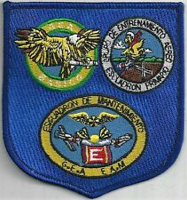 VENEZUELA AF 14th Training Group/Grupo de Entrenamiento Aéreo 14  PATCH - GAGGLE