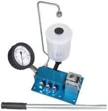 Diesel Einspritzdüsen Tester Prüfgerät Abdrückgerät Injektor prüfen Werkzeug BGS