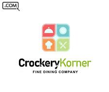 CrockeryKorner .com   - Brandable Domain Name sale - CROCKERY DOMAIN NAME