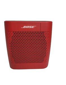 Bose SoundLink Color Bluetooth Speaker - Red