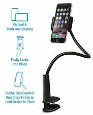Universal iphone mobile stand Holder Lazy Bracket Phone Stand Flexible Gooseneck