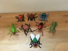 Wild Republic Insect Large Bugs Collection - Lot of 8 GIANT Ants, Beetles, Etc.