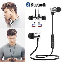 Wireless Audifonos Bluetooth Stereo Earphone Sport Running Stereo Headset