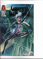 WHITE WIDOW (2019) #2 - ACE CONTINUADO BLUE EMBOSSED Cover - New Bagged (S)
