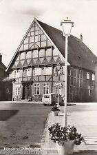 Lütjenburg Ostholstein AK 1964 Fachwerkhaus Auto Schleswig-Holstein 1611199