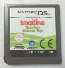 Imagine: Teacher School Trip (Nintendo DS/Lite/DSi/XL Game] GENUINE