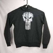 MARVEL The Punisher Pullover Hoodie Sweatshirt Men's Size Small 34/36