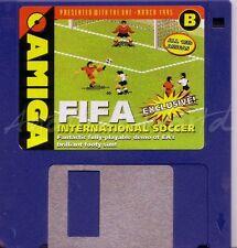 The One Amiga - Magazine Coverdisk B - Mar 1995 - FIFA Demo