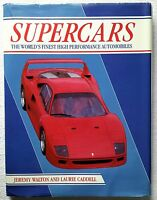 Supercars The Worlds Finest High Performance Automobiles Jeremy Walton & Caddell