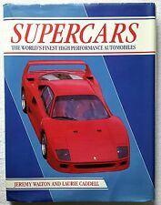 Supercars The World's Finest High Performance Automobiles