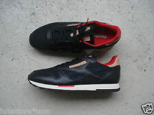 Reebok Classic Leather utility TXT 44 Black/Red/Canvas