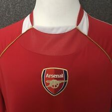 Arsenal Men's Logo Patch Athletic Shirt XL