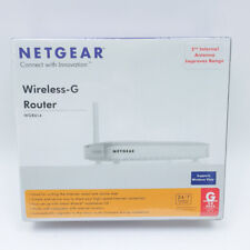 Netgear WGR614 54 Mbps 4-Port 10/100 Wireless G Router (WGR614NA)~ NWT Sealed!