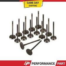 Intake Exhaust Valves for 04-10 Subaru Forester Legacy Outback TURBO 2.5L DOHC
