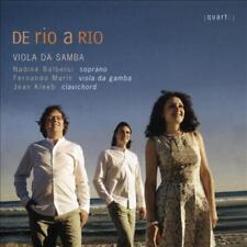 VIOLA DA SAMBA - DE RIO A RIO NEW CD