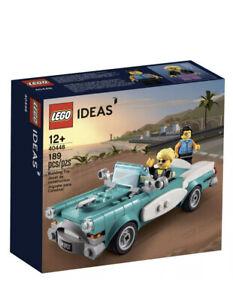 LEGO 40448 Ideas Vintage Car 189pcs New
