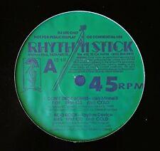 "RHYTHM STICK - BELOVED, FUZZBOX, WEST BAM, TECHNOTRONIC - (2) 12"" SET"
