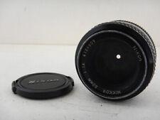 Nikon 50mm f1.4 AI Nikkor Lens Obiettivo FM FM2 FM3a Perfettamente Funzionante