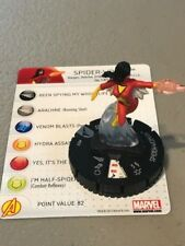 Marvel Heroclix Chaos War Spider-Woman Rare 037