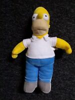 Homer Simpson-2005 NANCO 15'' plush doll-PERFECT CONDITION!-the SIMPSONS