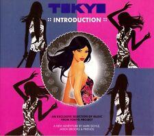 Tokyo Introduction CD Tokyo Project UK-Mark Doyle-Jason Brooks-TOKYOSMP1