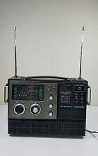WORLDSTAR MG-6000 RADIO SHORTWAVE AM FM SW TV WX PB * NICE!