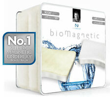 BioMagnetic Underlay (Queen Wool) x2 Free Magnetic Pillow Protectors 60% OFF