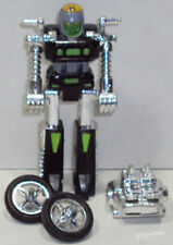 Gobots. Cy-Kill Mr-01 Green Variant. Complete.