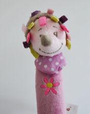 Nattou Baby Greifling Manon Igel Quietsche Plüschtier Spielzeug pink