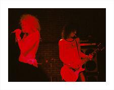 Guns N Roses 1985 Troubadour photo Paradise City debut Axl Rose Slash 8/100