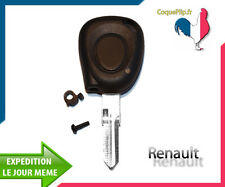 Coque Télécommande Plip Renault Laguna Safrane Espace + Cle Vierge