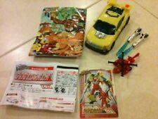 Transformers Henkei Hotshot w/Volt C-17 -Loose complete
