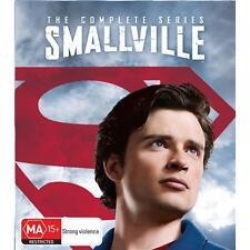 Smallville Complete Series  Collection Season 1-10  New Dvd Box Set  Region 4 R4