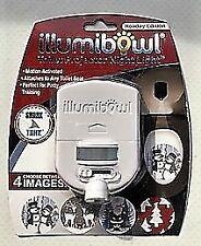 Illumibowl Projector Toilet Night Light Holiday Edition - Motion Activated