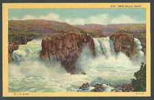 Ca 1924 PPC* Twin Falls Id Now Generate Electricity Mint