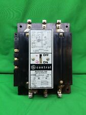 GENERAL ELECTRIC GE CR160MB 3102C CR160MB3102C MECHANICALLY HELD CONTACTOR SER A