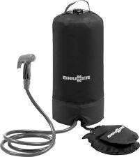 Brunner Splash Doccia a Pressione con Serbatoio Doccetta da Campeggio Manuale