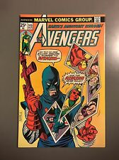 The Avengers #145 Fn/Vf March 1976 Marvel Comics The Assassin Appearance