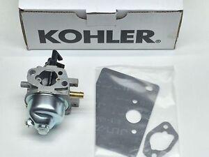 Genuine OEM Kohler 14 853 49-S Carburetor XT650 XT675 Toro Husqvarna