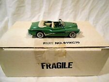 "Franklin Mint 1""43 scale 1953 Buick Skylark Convertible -original box & packing"