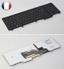 Notebook Keyboard teclado Dell Precision m4600 Latitude e6530 0mr51m FR. #340