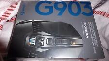 Logitech G903 Lightspeed Wireless Gaming Mouse.
