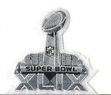 Super Bowl 49 XLIX Patch Seattle Seahawks