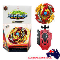 AU-Beyblade Burst GT B-149 Lord Spriggan in Box Lord Spriggan With L&R Launcher