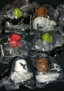 Lot of 6 - 2021 McDonalds Star Wars Happy Meal Toys - Unopened, Brand New