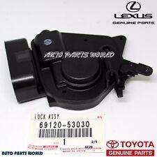 GENUINE LEXUS OEM 01-04 IS300 FRONT DOOR DRIVER SIDE LOCK ACTUATOR 69120-53030