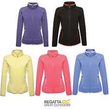 REGATTA OUTDOOR Ladies Full Zip Warm Fleece Jacket Active Sports RRP £30